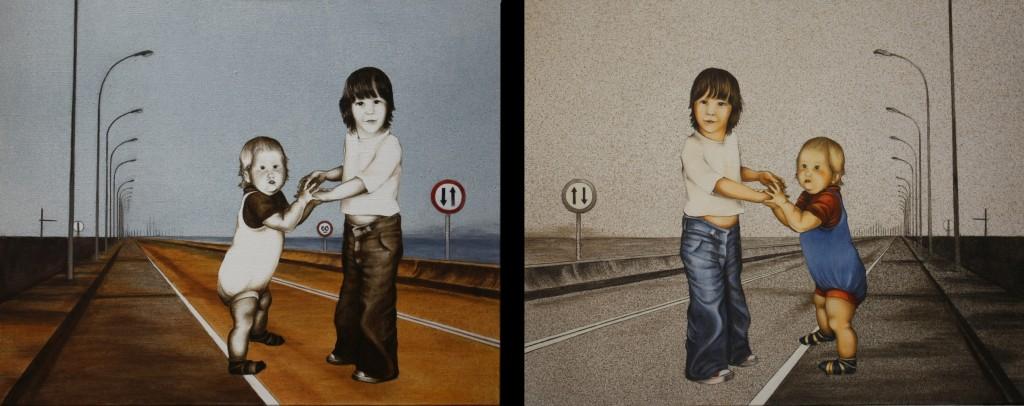 Hochzeitsportrait I & II